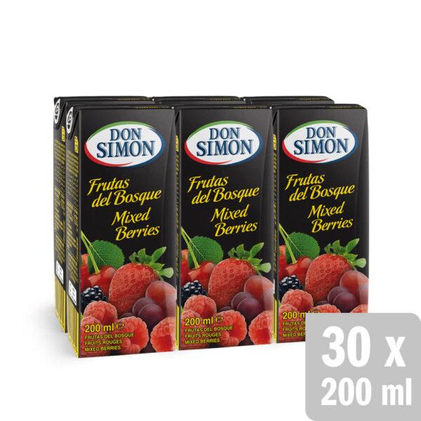 Néctar de Frutas del Bosque en la tienda online Don Simon