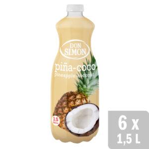 Néctar de Piña - Néctar de Coco Don Simon