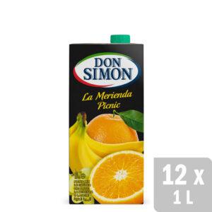 Néctar Naranja de Uva y Plátano - los Mejores Néctares de españa