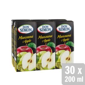 Zumo de Manzana SIN AZUCAR compra en la tienda online Don Simon