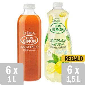 salmorejo+limonada